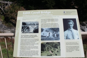Edith Cavell Bridge