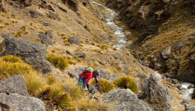 Fat Tyre Mountain Biking