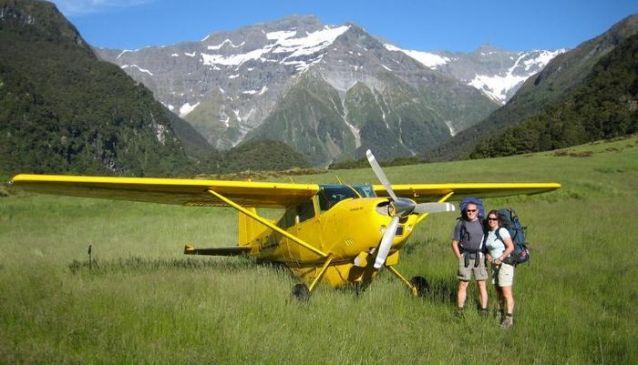 Fly-Walk-Jetboat NZ Wilderness Experiences
