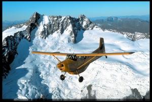 Siberia Experience Mt Pollux and Glacier