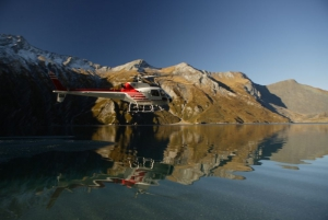 Glacier Southern Lakes Helicopters Queenstown