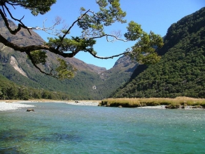 Routeburn off the beaten track