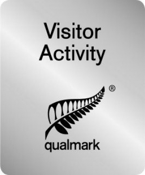 Nature Guided Walks is Qualmark endorsed Visitor Activity