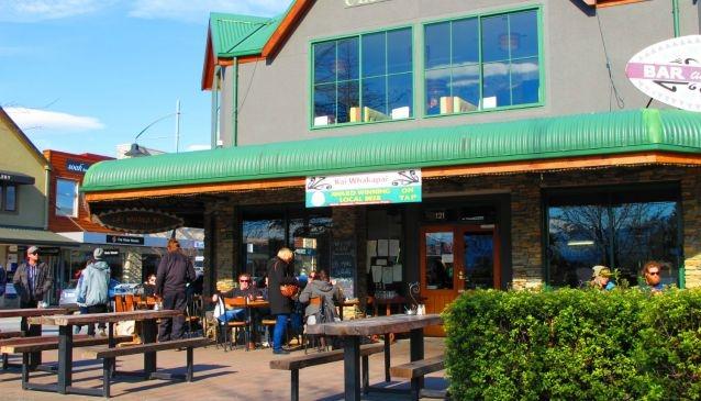 Kai Whakapai Bar and Cafe