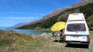 Kinloch Camping