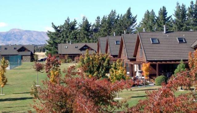 Lake Wanaka Villas at Heritage Village Resort