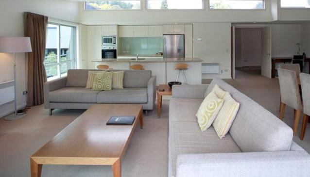 Lakeside Apartments Wanaka
