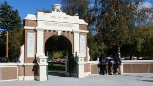 Queenstown Fallen Soldiers Memorial