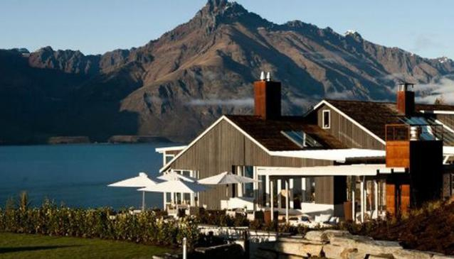 Matakauri Lodge Queenstown