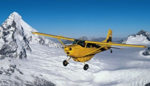 Milford Sound Glacier Flight & Boat Cruise