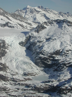 Snow Ball Glacier