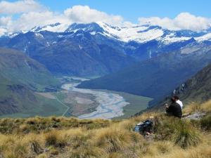 Alpine Lakes Heli-Hike Tea Spot
