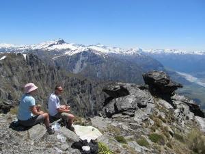 Misty Mountains Heli-Hike
