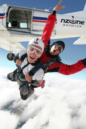 NZONE Skydive Queenstown