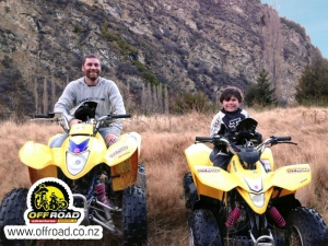 Off Road Queenstown - Quad Bike Tours