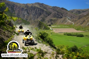 Off Road Adventures - Quad Bike Tours