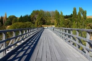 Old Lower Shotover Bridge