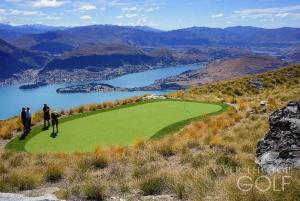 Over The Top Golf - Overlooking Queenstown