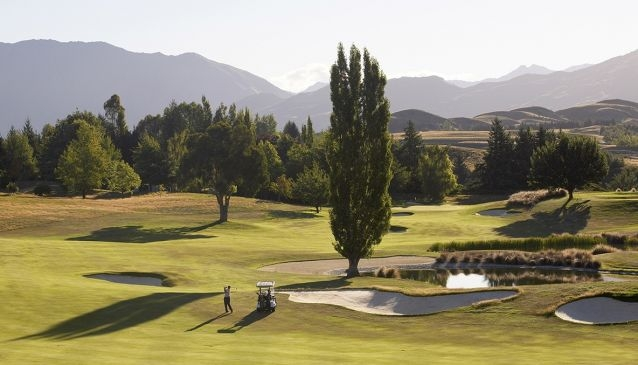 Peak Golf Queenstown
