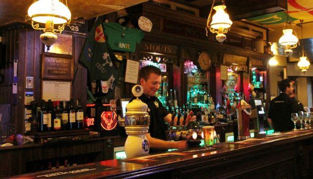 Pog Mahones Irish Pub