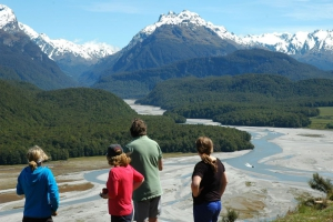 Dart River Valley