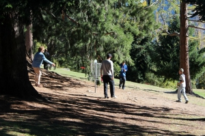 Queenstown Disc Golf Club