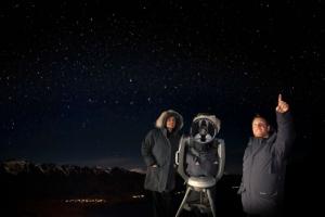 Stargazing Astronomy Tours