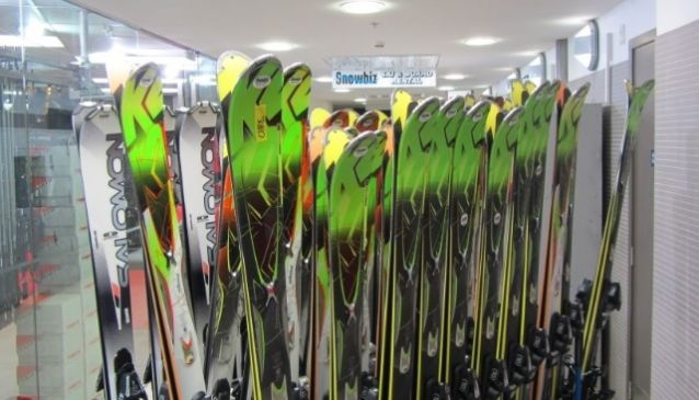 Snowbiz Ski and Snowboard Rental