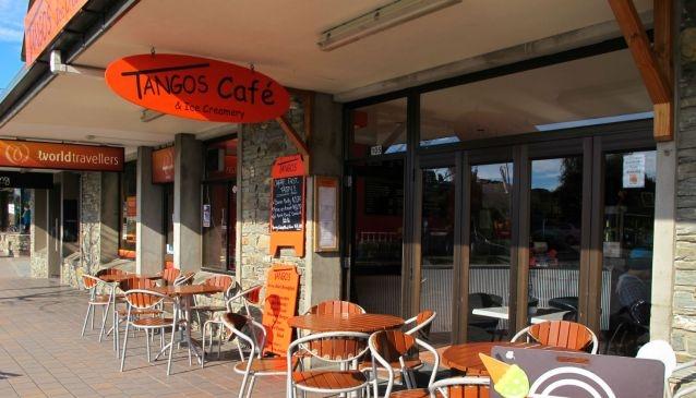 Tangos Cafe