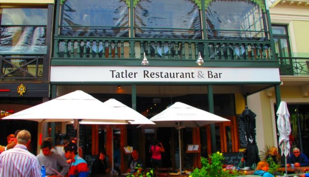 Tatler Restaurant and Bar