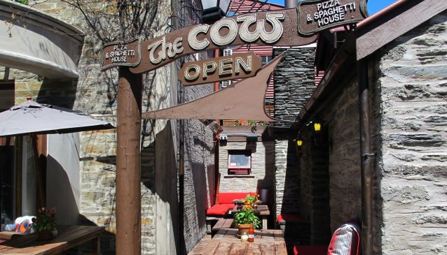 The Cow Restaurant