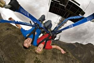 The Nevis Swing