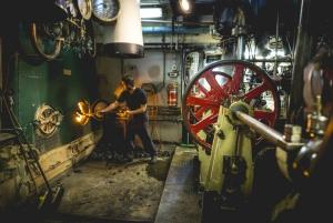 TSS Earnslaw Engine Room
