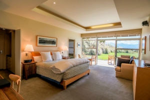 Whare Kea Lodge Master Suite