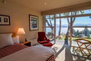 Whare Kea Lodge Deluxe Room