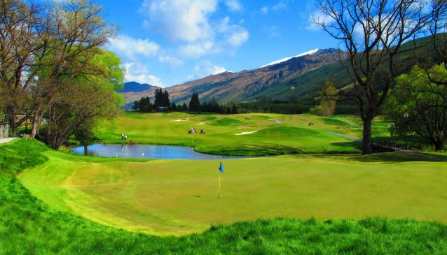 2017 Queenstown 4BBB Mixed Golf Tournament