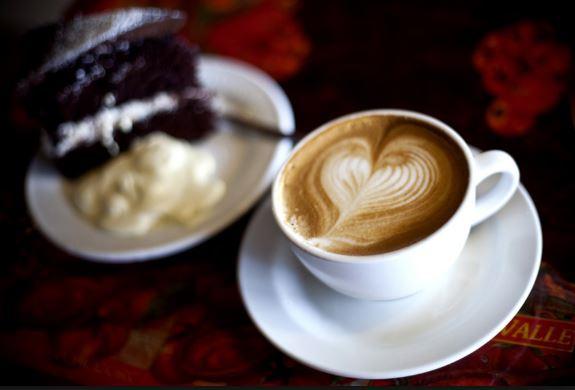 $5 Coffee and Cake Combo