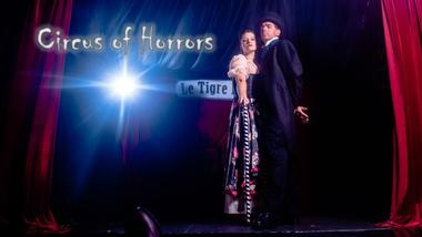 Circus of Horrors - A Halloween Cabaret