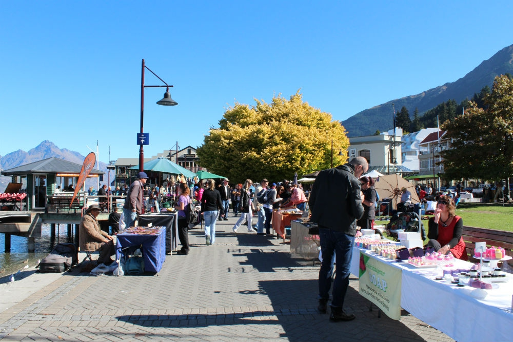 Creative Queenstown Art & Craft Market