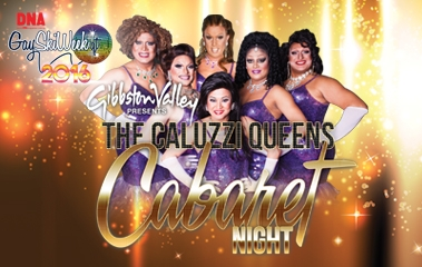 Gibbston Valley presents the Caluzzi Queens Cabaret Night