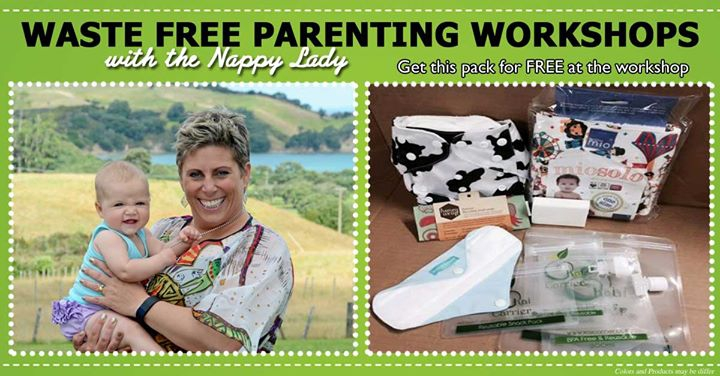 Queenstown Waste Free Parenting Workshop