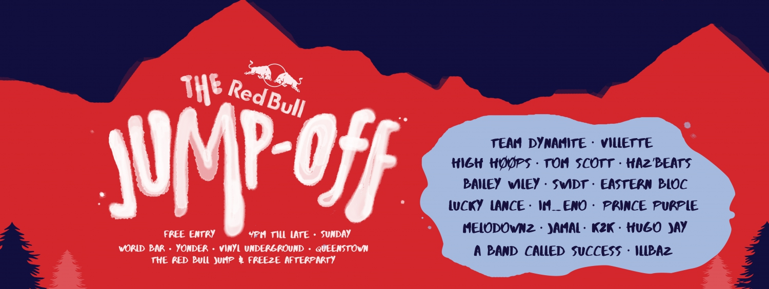 The Red Bull Jump-Off