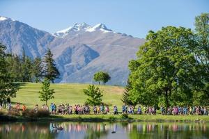 Air New Zealand Queenstown International Marathon 2017