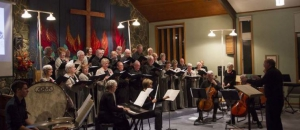 Central Otago Regional Choir's Autumn Concert