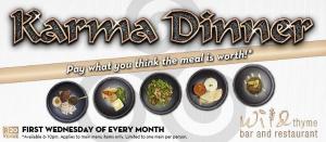 Karma Dinner