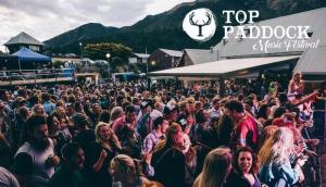 Top Paddock Music Festival 2017
