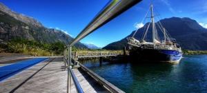 Milford Sound Pier