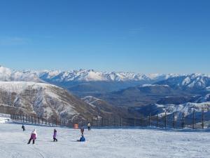 Cardrona Skiing