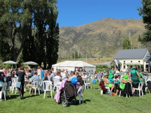 Gibbston Harvest Festival-March