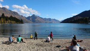 Queenstown Beach